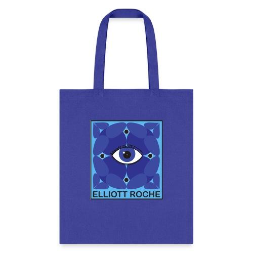ElliottBlueEye - Tote Bag