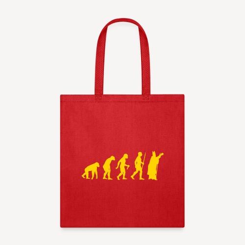 PAPAL EVOLUTION - Tote Bag