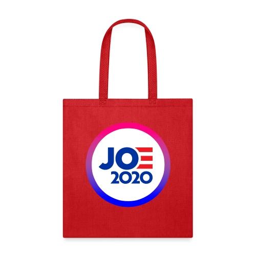JOE 2020 White - Tote Bag