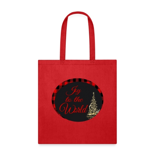 Joy to the World - Tote Bag