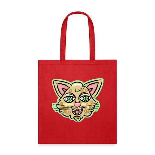 Happy Cat Gold - Tote Bag