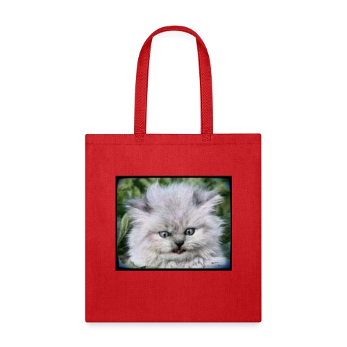 Pritty Kitteh - Tote Bag
