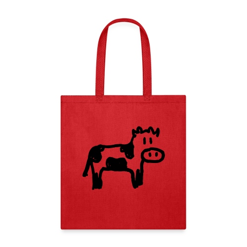 Cow - Tote Bag