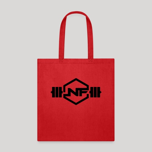 Natural Fitness Gym Logo - Tote Bag