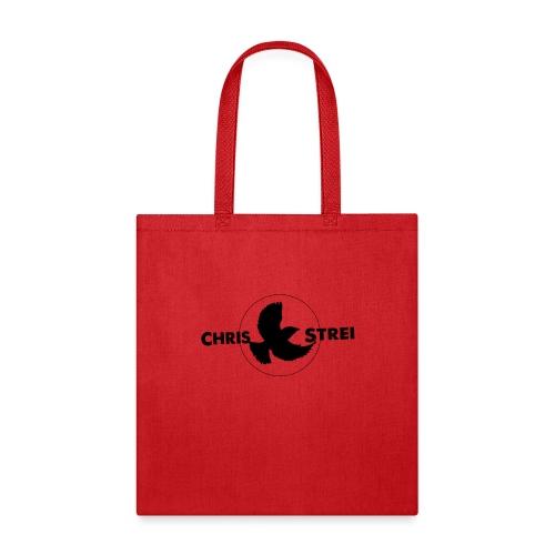 Chris Strei BlackBird Logo - Tote Bag