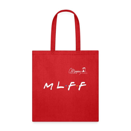 MLFF with logo white - Tote Bag