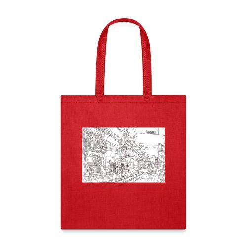 StreetLines - Tote Bag