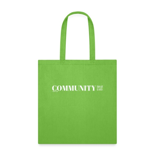 Community Thought Leaders - Tote Bag