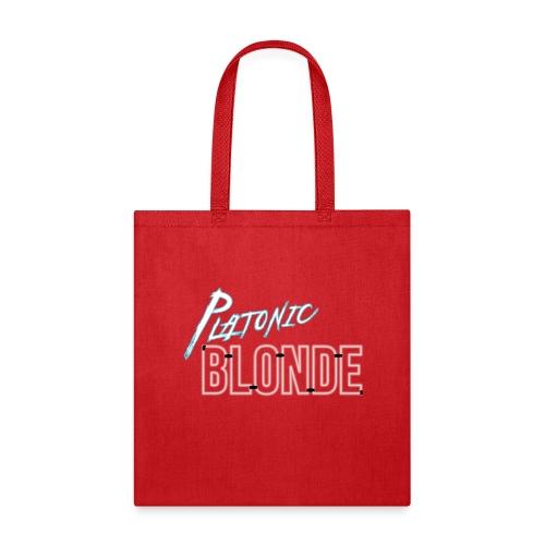 Platonic Blonde - Tote Bag