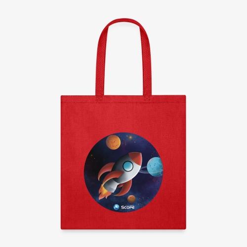 Solar System Scope : Little Space Explorer - Tote Bag