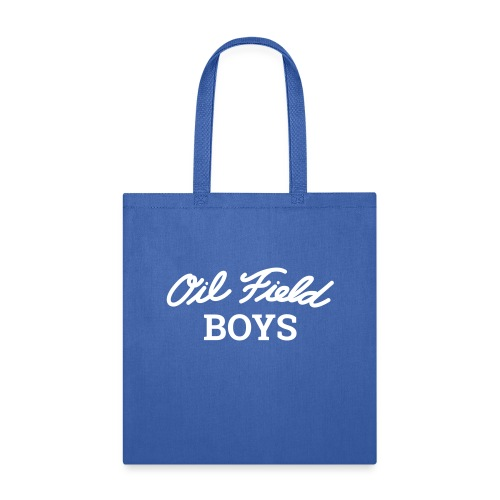 Oil Field Boys Red - Tote Bag