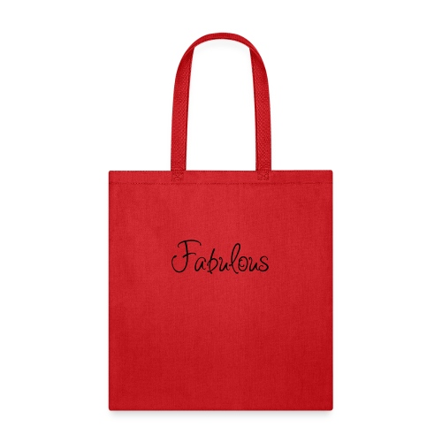 Fabulous - Tote Bag