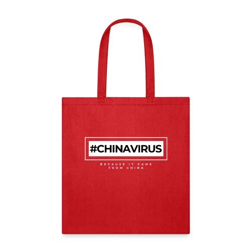 #chinavirus - Tote Bag
