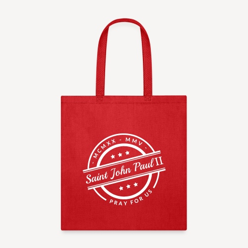 Saint John Paul II - Tote Bag