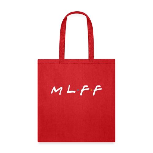 MLFF WHITE - Tote Bag