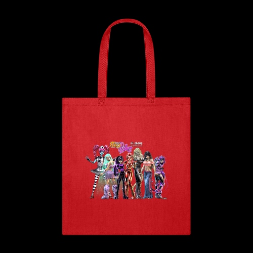 Megababes Group Picture - Tote Bag