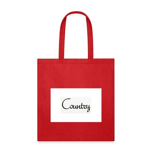 country vouce hoodie - Tote Bag