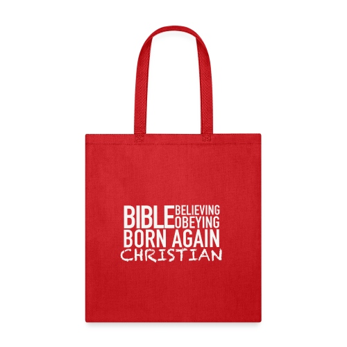 Born Again Line - Tote Bag