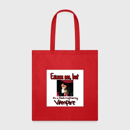 Fxck-Mothering Vampire - Tote Bag