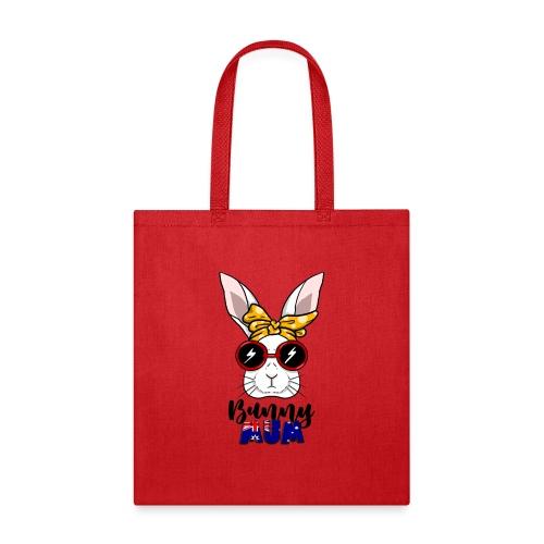Aussie Bun Mum - Tote Bag