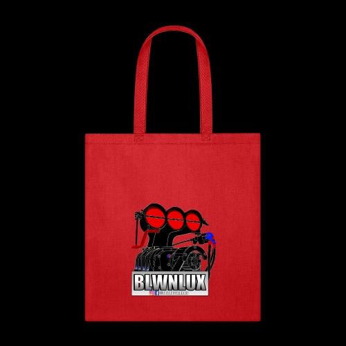BLWNLUX (Engine) - Tote Bag