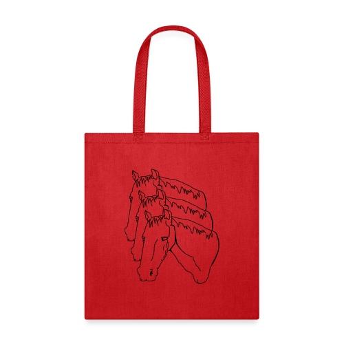 horsey pants - Tote Bag