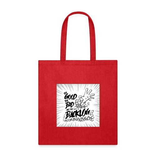 The Good, the Bad, and the Backlog - OG Logo - Tote Bag