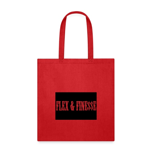 Flex & Fine$$e - Tote Bag