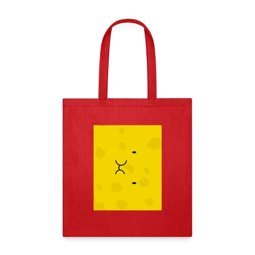 Spongy Case 5x4 - Tote Bag