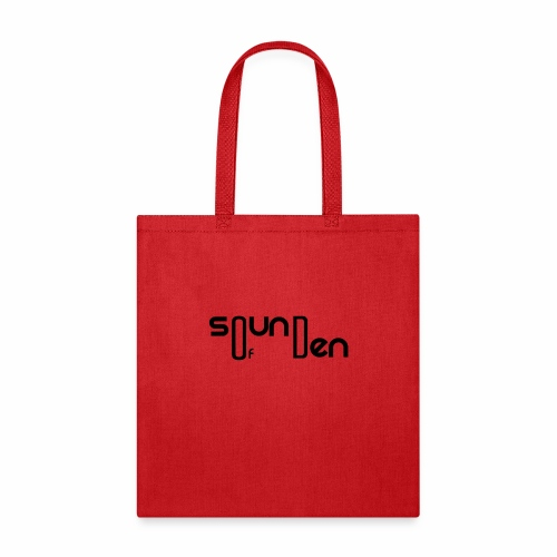Soundofden Classical Black Logo - Tote Bag
