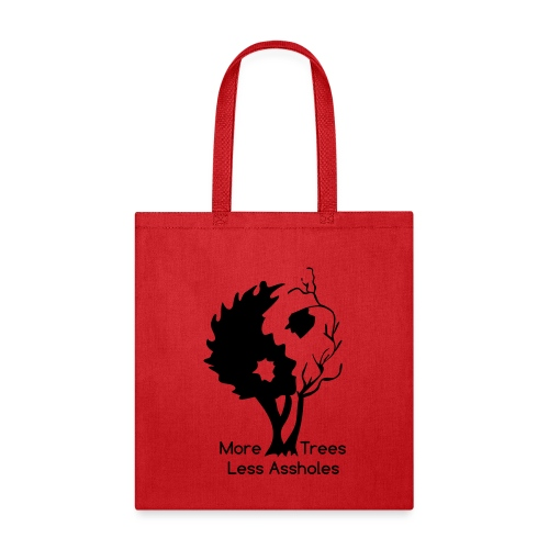 Yin Yang tree MTLA - Tote Bag