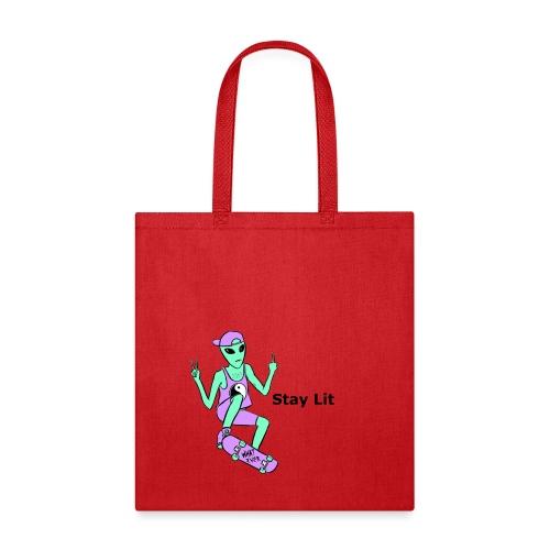 Stay Lit - Tote Bag