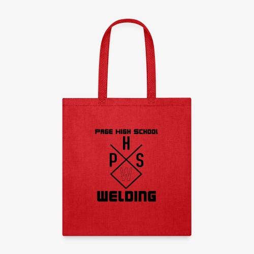 PHSW Design Logo w/ Text - Tote Bag