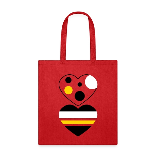 two hearts - Tote Bag