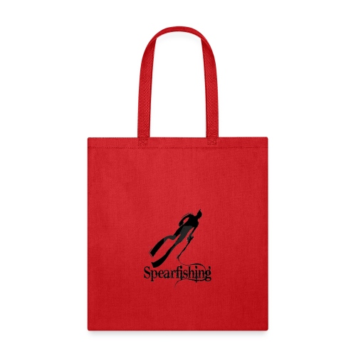 Spearfishing Design - Tote Bag