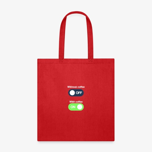 Coffee Lover T-Shirt - Tote Bag