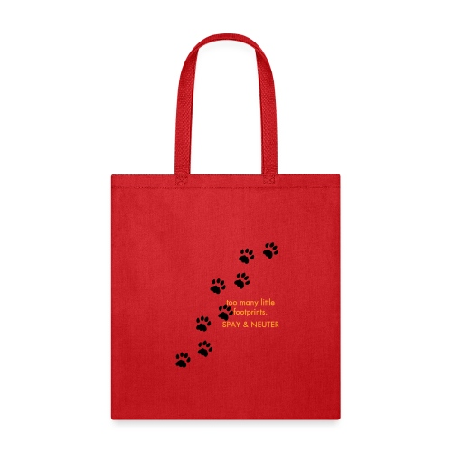 SPAY AND NEUTER - Tote Bag