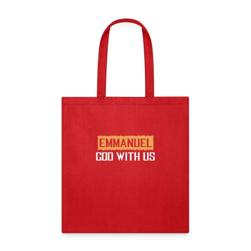TESTIMONY OF JESUS TEES - Tote Bag