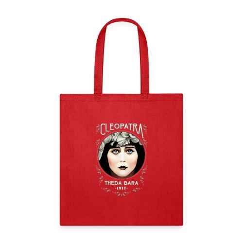 Theda Bara as Cleopatra (1917) - Tote Bag