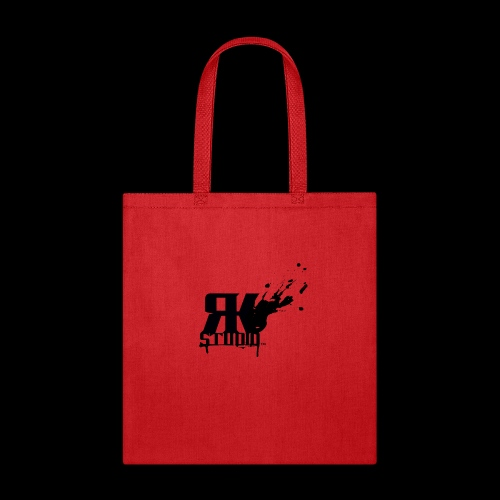 RKStudio Black Version - Tote Bag