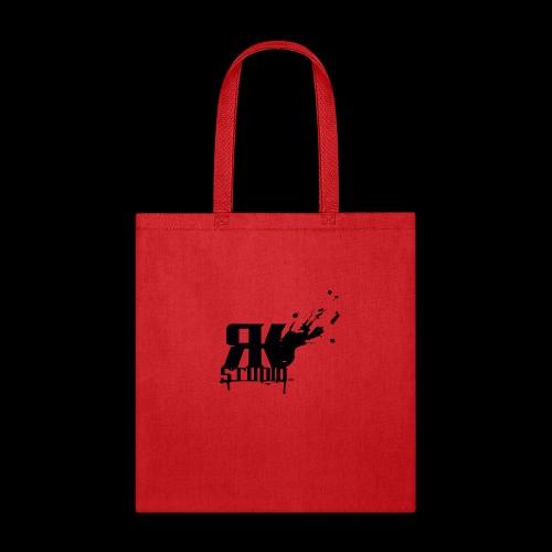 RKStudio Black Version - Tote Bag