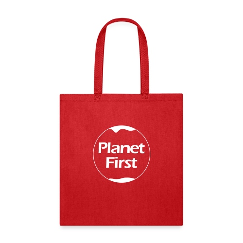 Planet First - Tote Bag