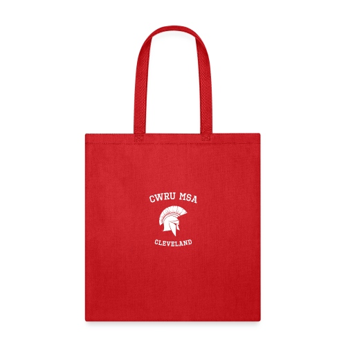 CWRU MSA Cleveland - Tote Bag