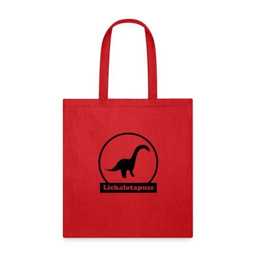 Lickalotapuss - Tote Bag