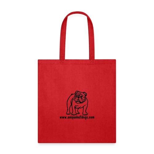 Unique Bulldogs - Tote Bag