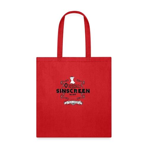O'Riginal's Sinscreen - Tote Bag