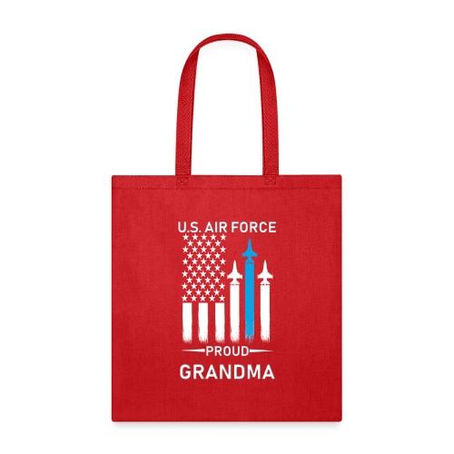 Proud Air Force Grandma - Tote Bag