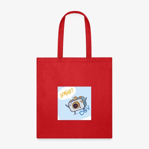 the smile - Tote Bag