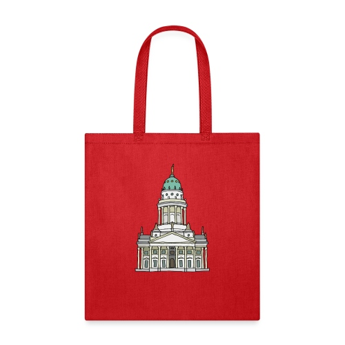 French Cathedral Berlin - Tote Bag