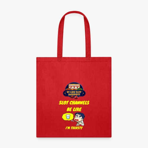 THIRSTY - Tote Bag